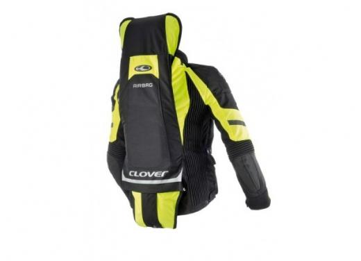 Da Clover la prima giacca con Airbag incorporato - Foto 1 di 7