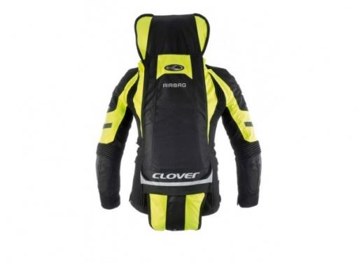 Da Clover la prima giacca con Airbag incorporato - Foto 3 di 7