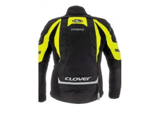 Da Clover la prima giacca con Airbag incorporato - Foto 6 di 7