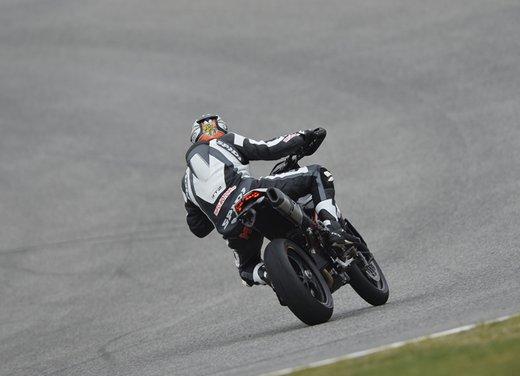 Nuova Ducati Hypermotard e Hypermotard SP prova su strada - Foto 7 di 35