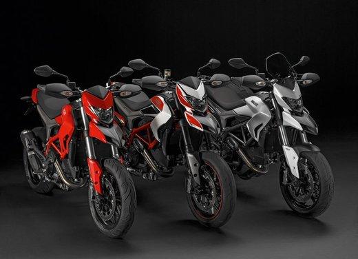 Ducati Hyperstrada, Hypermotard SP e Ducati Multistrada 1200 S Touring per l'Hyper Winter - Foto 13 di 30