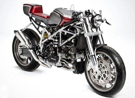Ducati 749 Cafe Racer by South Garage - Foto 3 di 14