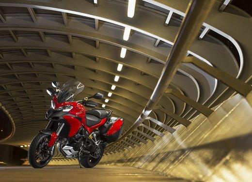 Ducati Hyperstrada, Hypermotard SP e Ducati Multistrada 1200 S Touring per l'Hyper Winter - Foto 29 di 30