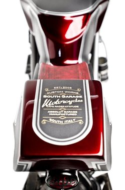 Ducati 749 Cafe Racer by South Garage - Foto 14 di 14