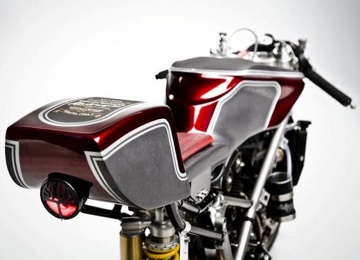 Ducati 749 Cafe Racer by South Garage - Foto 9 di 14