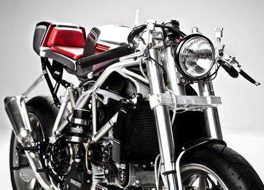 Ducati 749 Cafe Racer by South Garage - Foto 7 di 14
