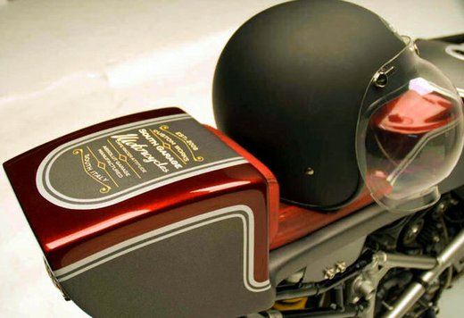Ducati 749 Cafe Racer by South Garage - Foto 5 di 14