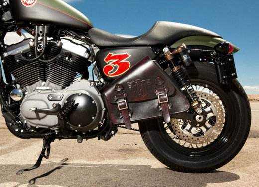 Harley Cafe Sportster by Roland Sands - Foto 26 di 38