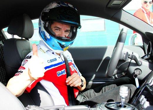 World Ducati Week 2012: Carlos Checa in sella alla Ducati 1199 Panigale - Foto 4 di 15