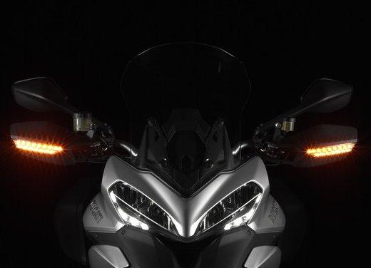 Ducati Hyperstrada, Hypermotard SP e Ducati Multistrada 1200 S Touring per l'Hyper Winter - Foto 15 di 30
