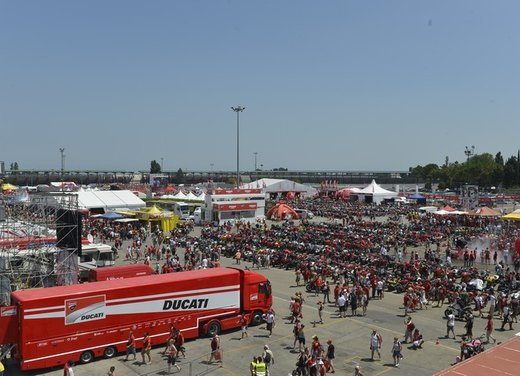 World Ducati Week 2012: record di presenze - Foto 2 di 30