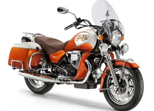 Moto Guzzi California 90° Anniversario: prezzo di 16.780 Euro - Foto 1 di 15