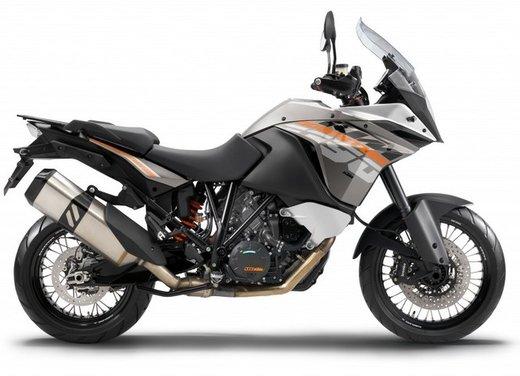 KTM 1190 Adventure al prezzo di 13.990 euro - Foto 2 di 52