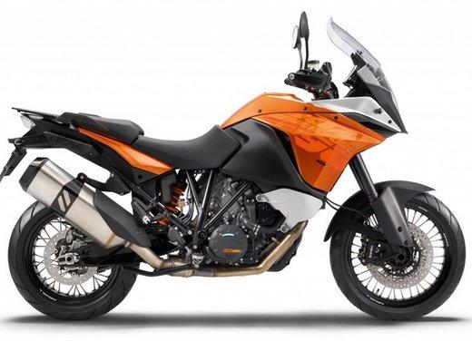KTM 1190 Adventure al prezzo di 13.990 euro - Foto 3 di 52
