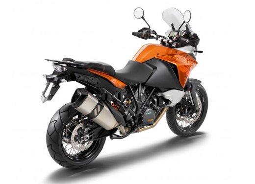 KTM 1190 Adventure al prezzo di 13.990 euro - Foto 5 di 52