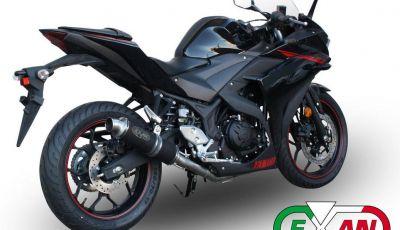 Yamaha YZF-R3: Exan propone due novità