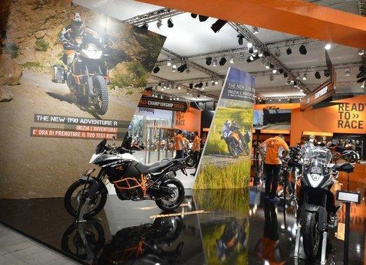 Panoramica degli stand di Eicma 2012 - Foto 6 di 25