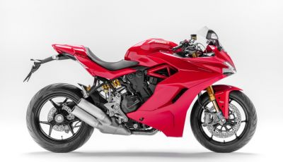 Nuova Ducati SuperSport 2017: sportiva senza limiti