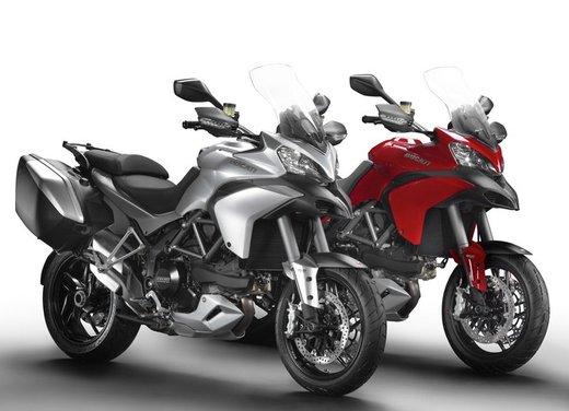 Ducati Hyperstrada, Hypermotard SP e Ducati Multistrada 1200 S Touring per l'Hyper Winter - Foto 17 di 30