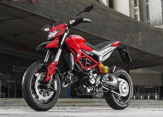 Nuova Ducati Hypermotard e Hypermotard SP prova su strada - Foto 32 di 35