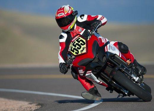 Ducati Multistrada 1200 S vince la Pikes Peak 2012 - Foto 21 di 22
