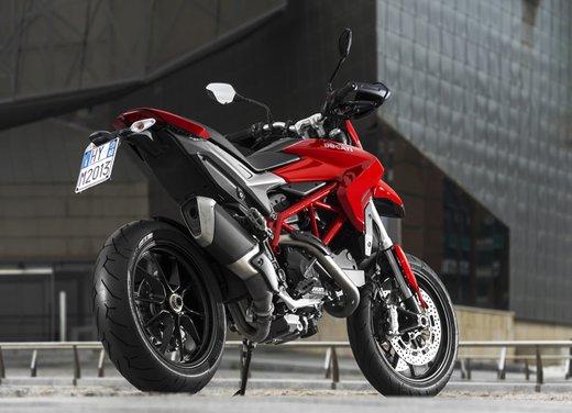 Nuova Ducati Hypermotard e Hypermotard SP prova su strada - Foto 33 di 35
