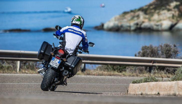 Test Honda CB 500X: divertimento e facilità immediata! - Foto 6 di 41