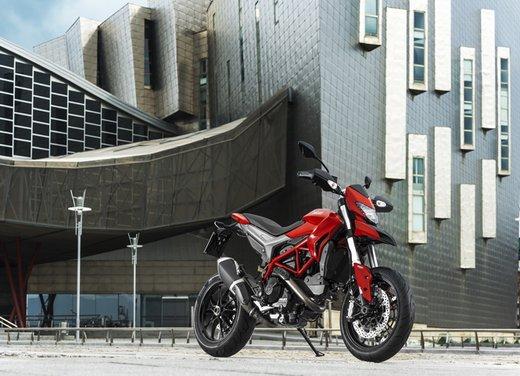 Nuova Ducati Hypermotard e Hypermotard SP prova su strada - Foto 34 di 35