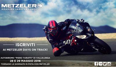 Metzeler Days On Track: A Vallelunga con l'Elefantino e la YZF-R1