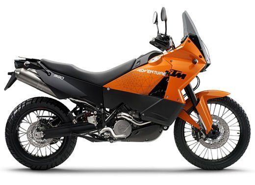 Nuova KTM Super Duke e Adventure? - Foto 3 di 12