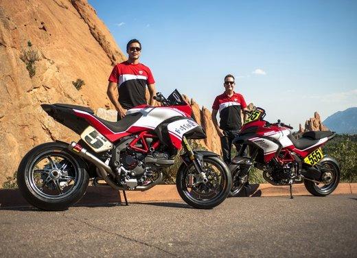 Ducati Multistrada 1200 S vince la Pikes Peak 2012 - Foto 14 di 22