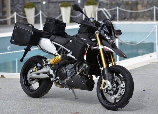 Aprilia Dorsoduro 1200 test ride: potenza sotto controllo - Foto 3 di 43