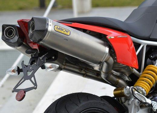 Aprilia Dorsoduro 1200 test ride: potenza sotto controllo - Foto 6 di 43