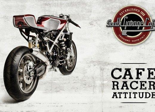 Ducati 749 Cafe Racer by South Garage - Foto 8 di 14