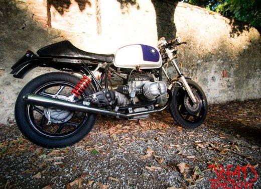 BMW R80 Cafè Racer by Dream's Factory Motorcycles - Foto 6 di 33