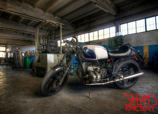 BMW R80 Cafè Racer by Dream's Factory Motorcycles - Foto 10 di 33