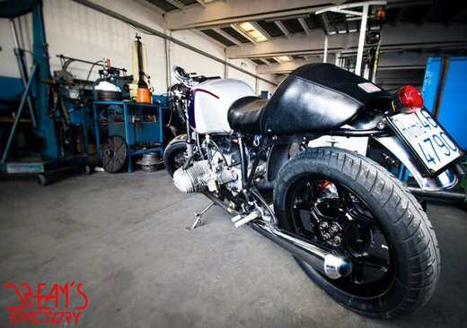 BMW R80 Cafè Racer by Dream's Factory Motorcycles - Foto 11 di 33