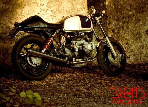 BMW R80 Cafè Racer by Dream's Factory Motorcycles - Foto 7 di 33
