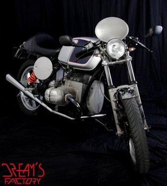 BMW R80 Cafè Racer by Dream's Factory Motorcycles - Foto 18 di 33