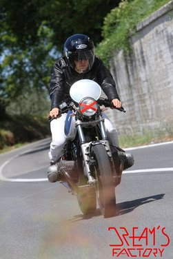 BMW R80 Cafè Racer by Dream's Factory Motorcycles - Foto 20 di 33
