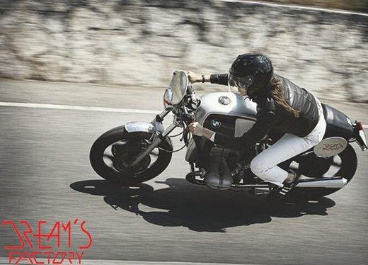 BMW R80 Cafè Racer by Dream's Factory Motorcycles - Foto 3 di 33