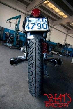 BMW R80 Cafè Racer by Dream's Factory Motorcycles - Foto 21 di 33