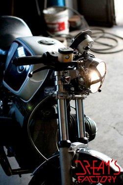 BMW R80 Cafè Racer by Dream's Factory Motorcycles - Foto 22 di 33