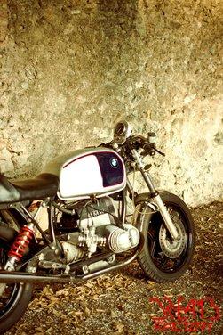 BMW R80 Cafè Racer by Dream's Factory Motorcycles - Foto 26 di 33