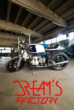 BMW R80 Cafè Racer by Dream's Factory Motorcycles - Foto 27 di 33