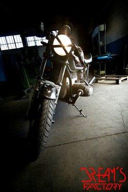 BMW R80 Cafè Racer by Dream's Factory Motorcycles - Foto 28 di 33