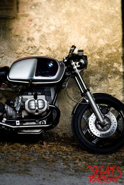 BMW R80 Cafè Racer by Dream's Factory Motorcycles - Foto 29 di 33