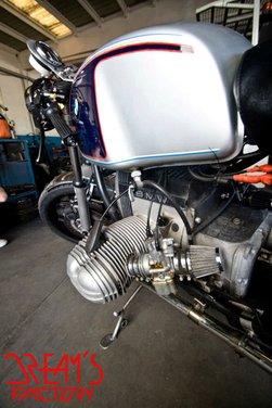 BMW R80 Cafè Racer by Dream's Factory Motorcycles - Foto 30 di 33