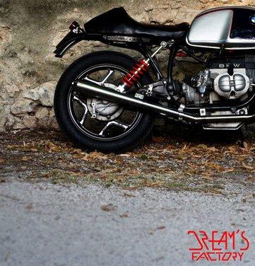 BMW R80 Cafè Racer by Dream's Factory Motorcycles - Foto 31 di 33