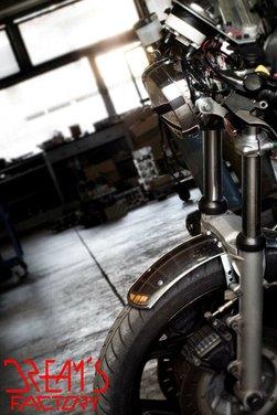 BMW R80 Cafè Racer by Dream's Factory Motorcycles - Foto 33 di 33